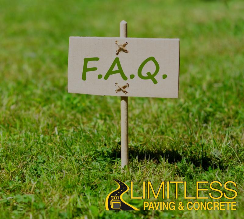paving FAQ