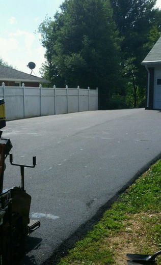 best paving in Frederick MD