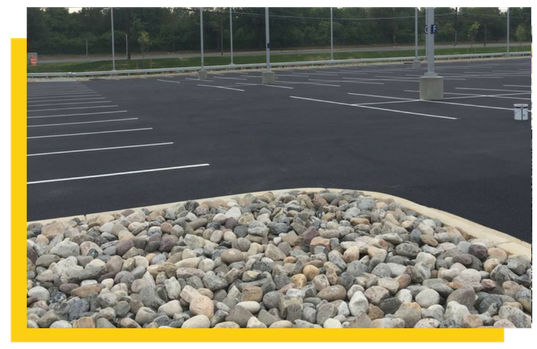 asphalt overlay commercial frederick