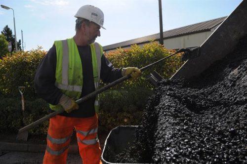 asphalt installation frederick md