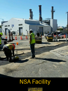 Government Facility Asphalt Paving Jobs