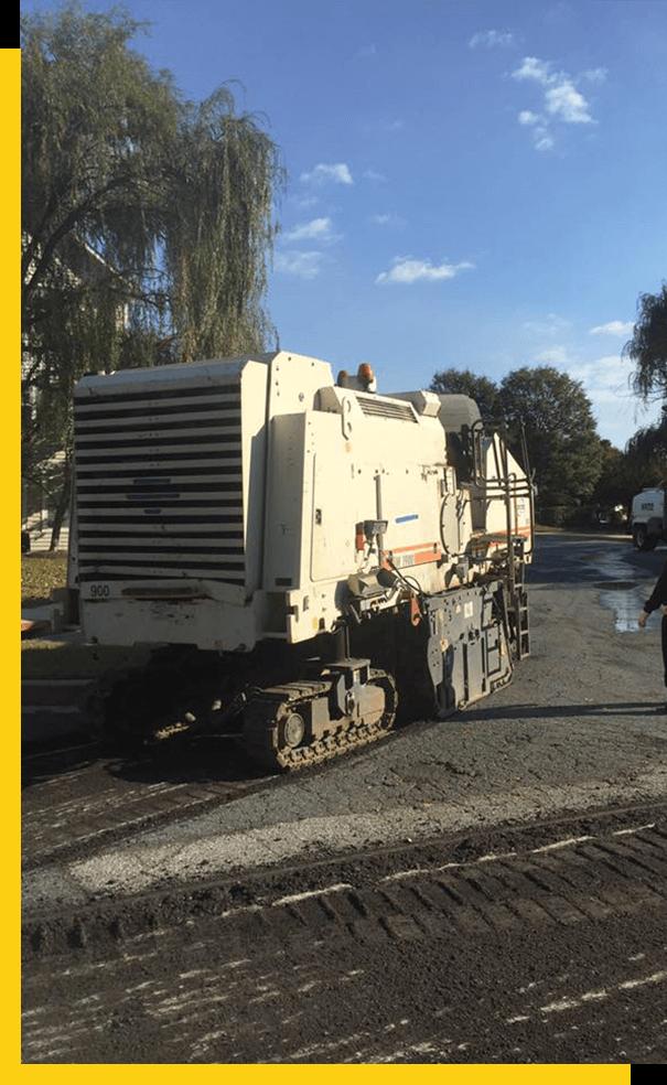 Asphalt & Concrete Paving Services in Gaithersburg, MD 1