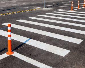 asphalt line striping