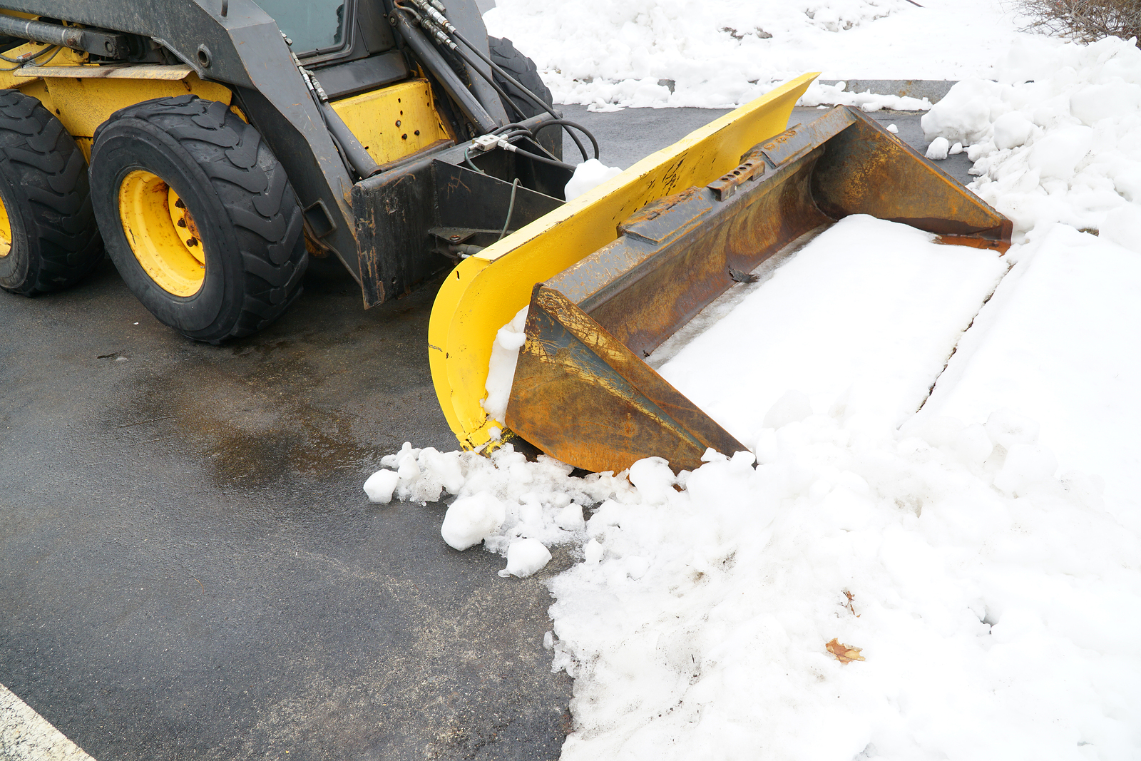 Mount Airy Snow Removal