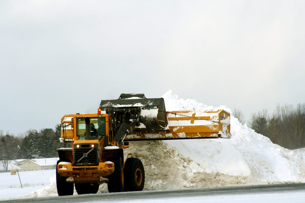 snow removal Mt Airy