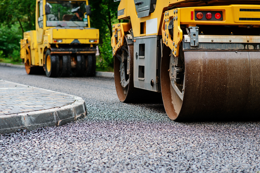 Asphalt Paving Services in Bethesda, MD 1