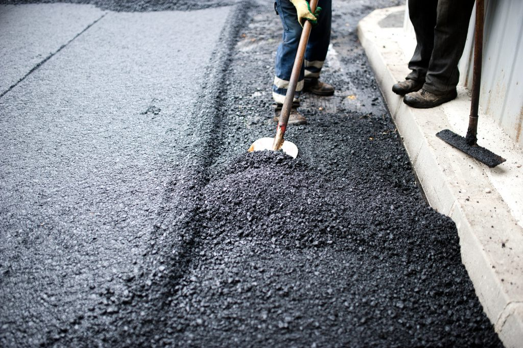 asphalt paving bethesda maryland