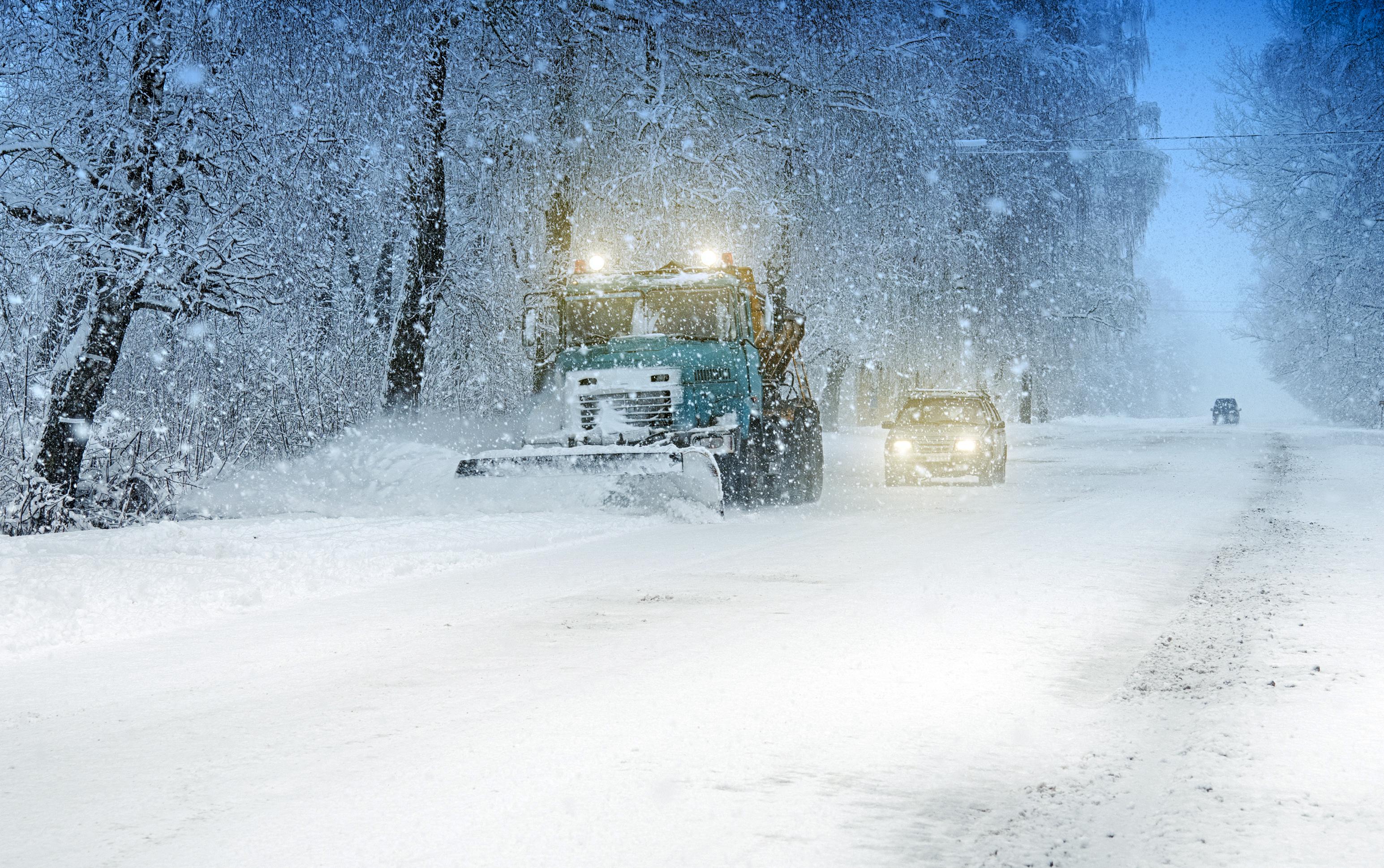 snow removal Bethesda