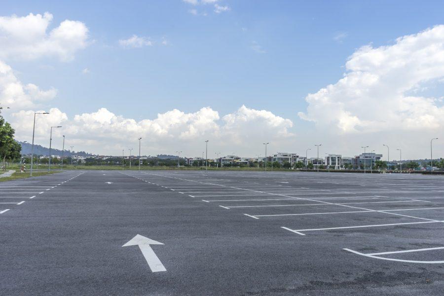 commercial asphalt paving Mount Airy