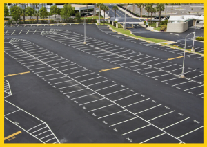 Asphalt Paving for Retail Centers