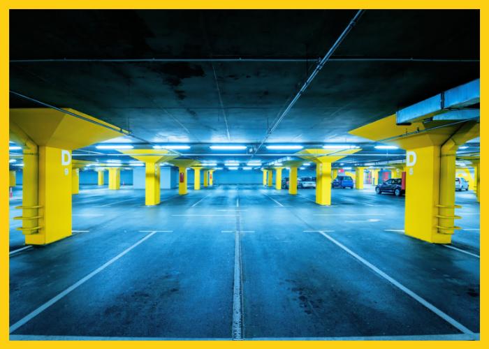 Parking Lot & Garage Paving Maryland