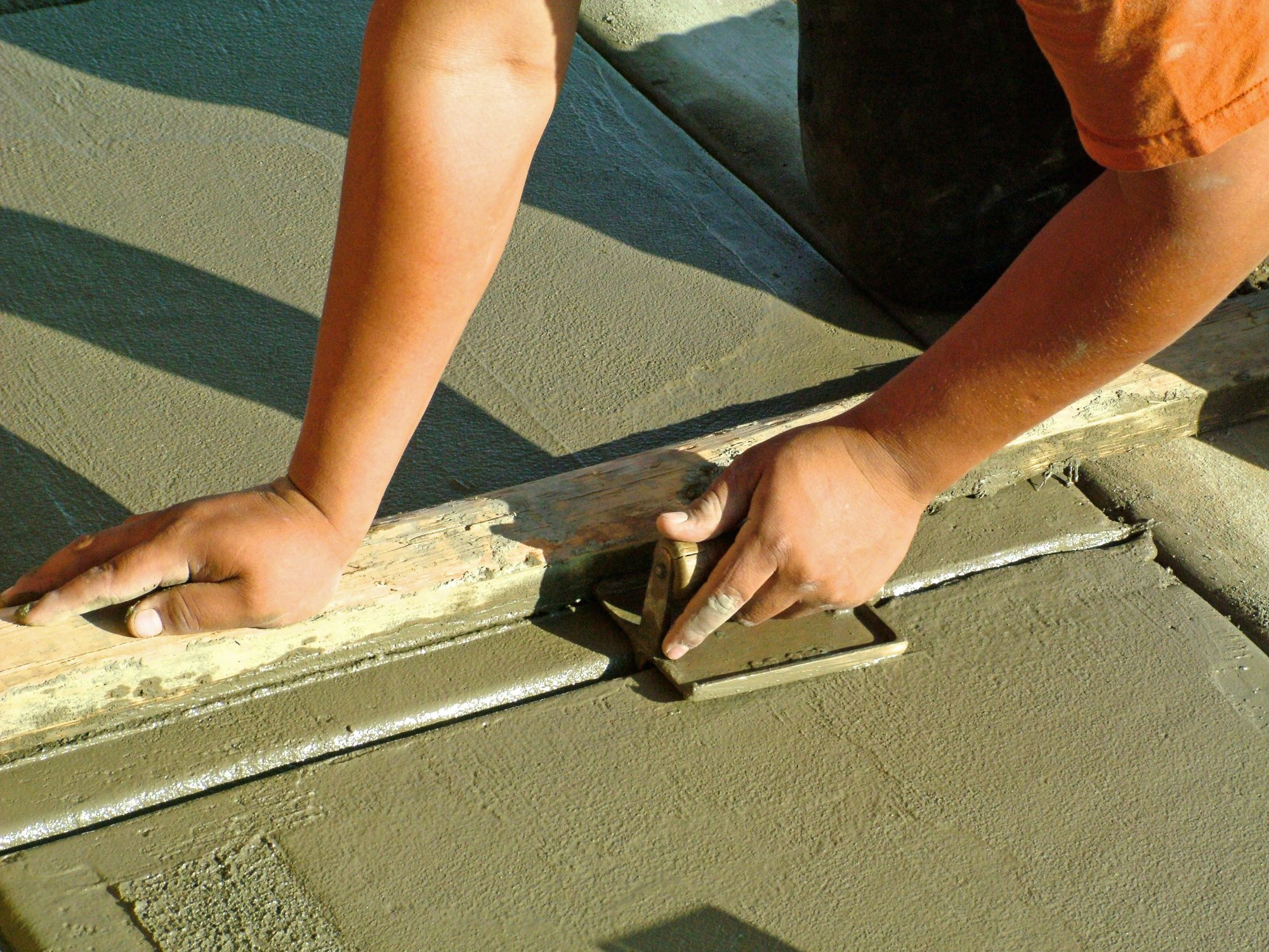 Why Your Business Needs A Concrete Patio