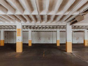 Parking garage facility