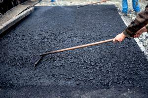 Get your asphalt paved at limitless