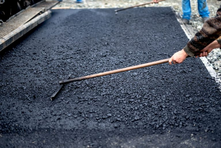 Get your asphalt paved at limitless