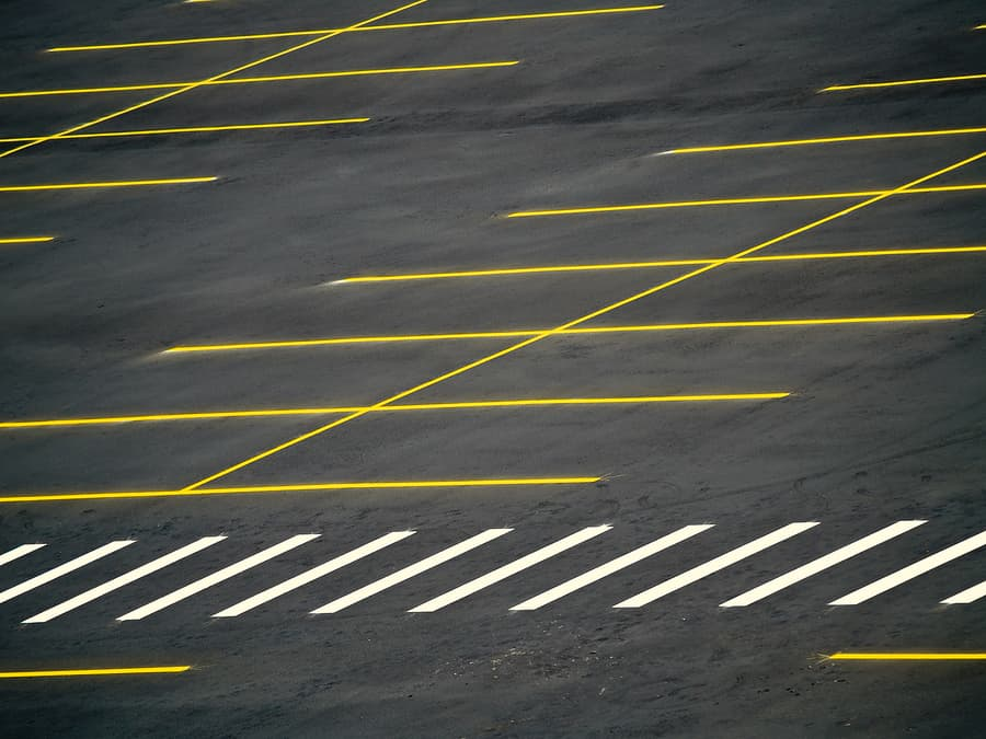 Parking Lot Striping Services in Charlotte, NC 1
