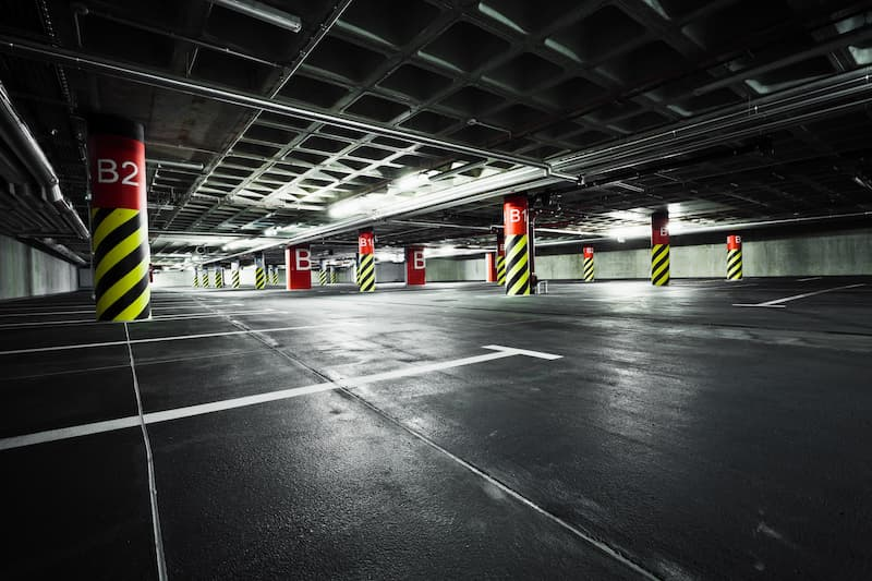 Parking Lot Striping Services in Charlotte, NC 13