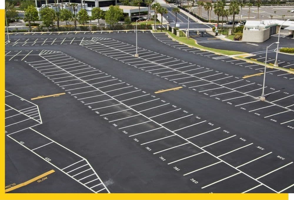 Parking Lot Striping Services in Charlotte, NC 26