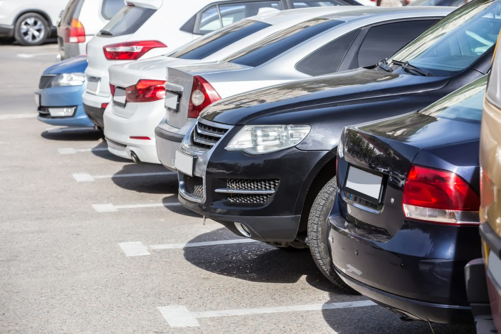 The Importance of Maintaining Commercial Parking Lots