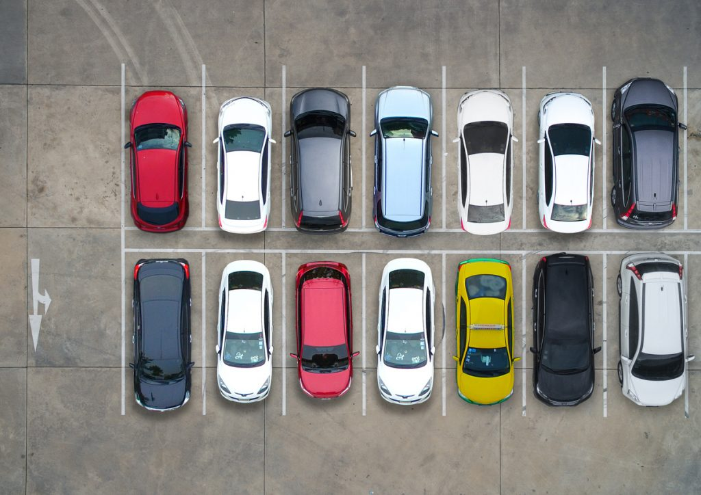 Six Common Causes Behind Parking Lot Breakdown
