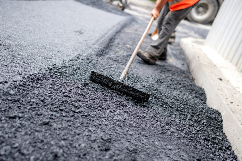 Summer: Your Best Time for Asphalt Paving