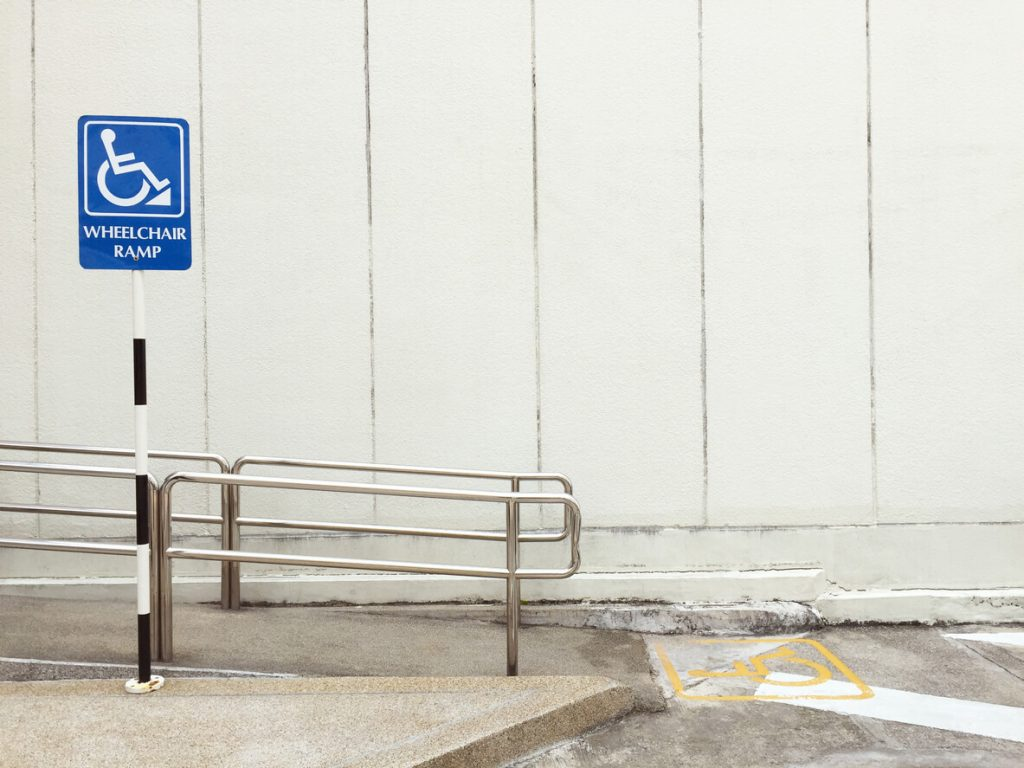 ADA-Compliant Curb and Entrance Ramps for Commercial Property: A Guide