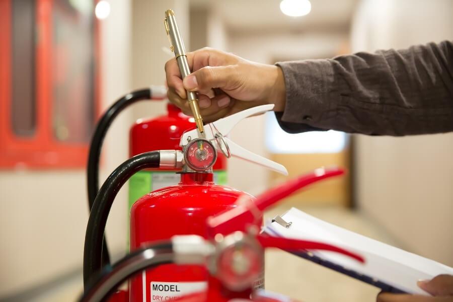 fire preventive equipment