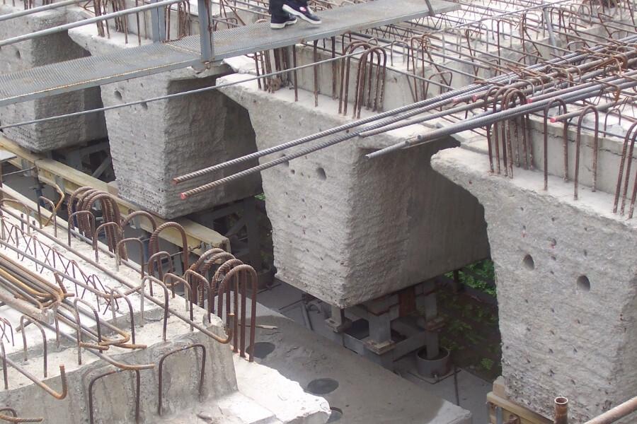 Post-Tension Concrete