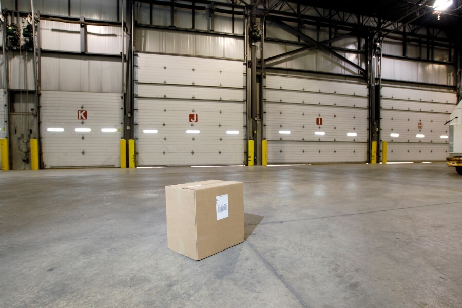 Reinforced Concrete for Commercial Warehouse Flooring