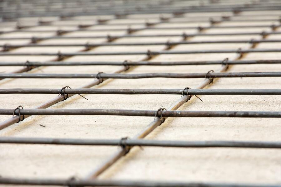 Reinforced Concrete warehouse floor