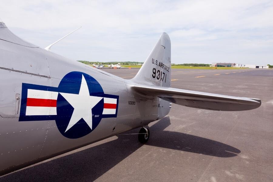 military aircraft runway