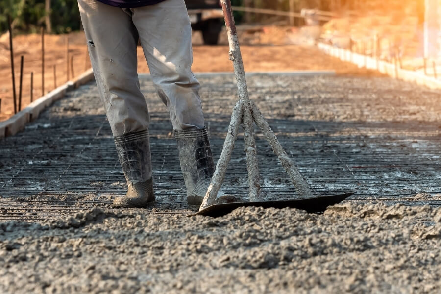 Equipped Concrete Sealing