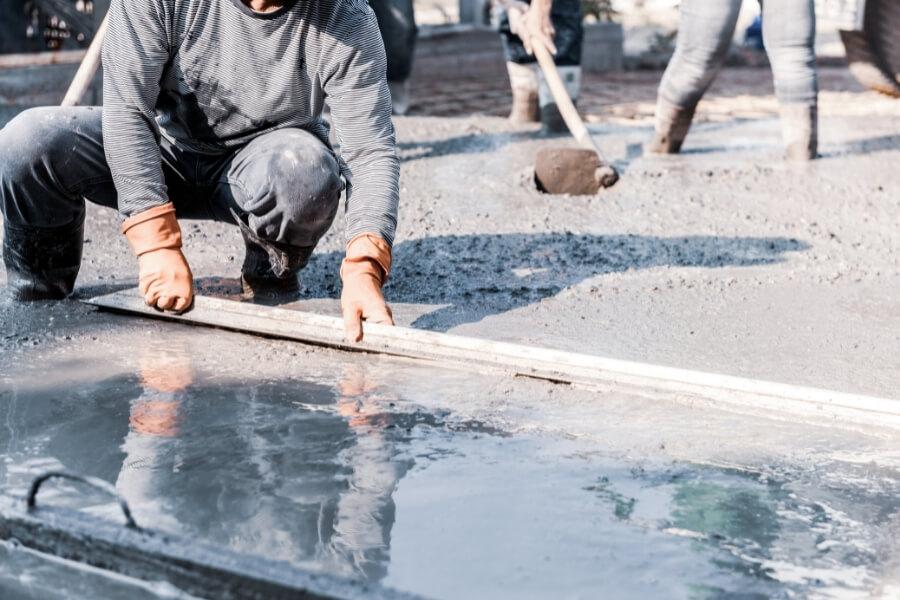 Professional Concrete Sealing