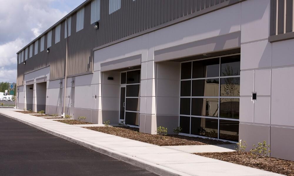 Commercial property asphalt maintenance